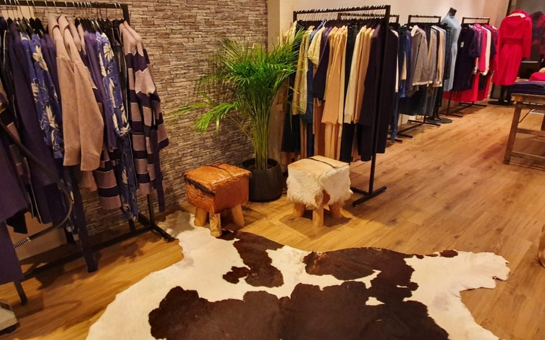 Succesvolle Pop-up Store Mara May in Utrecht