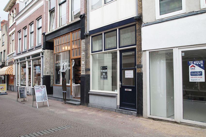 Politiek Den Haag wil actie tegen leegstand in winkelstraten