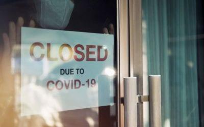 Dramatisch omzetverlies schoenen-en kledingwinkels