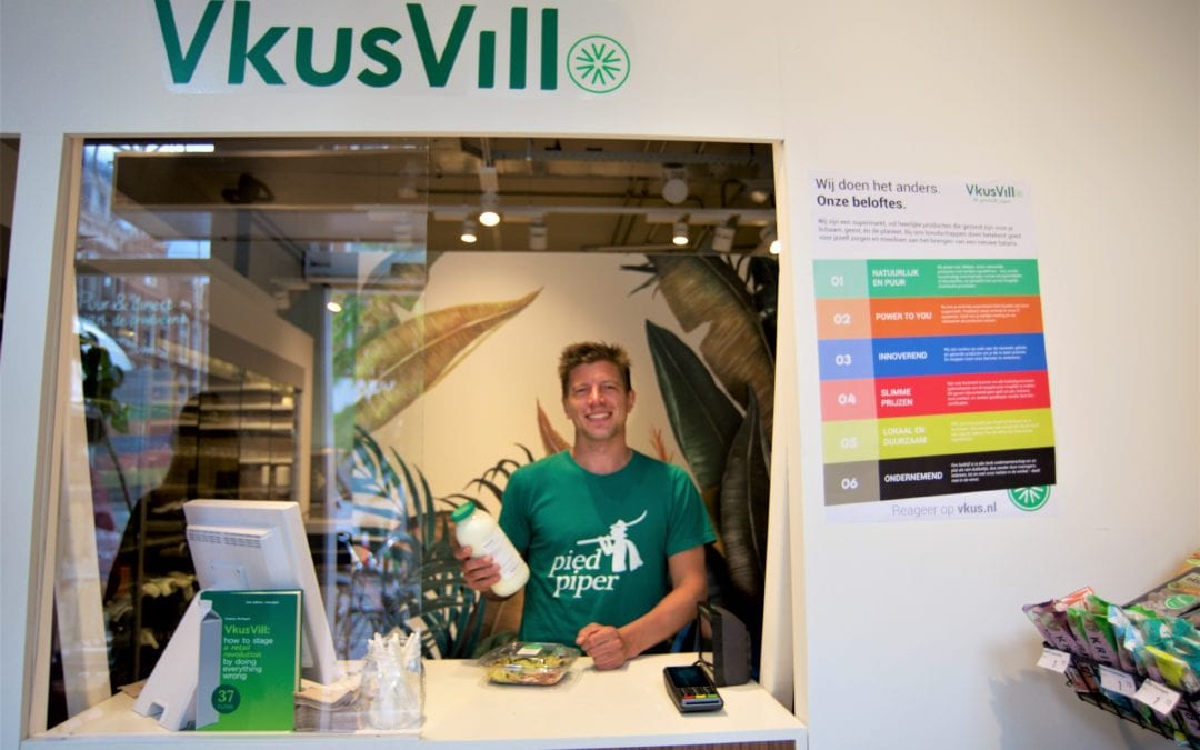 Vkusvill: de boerenmarkt met binnenstedelijk gemak